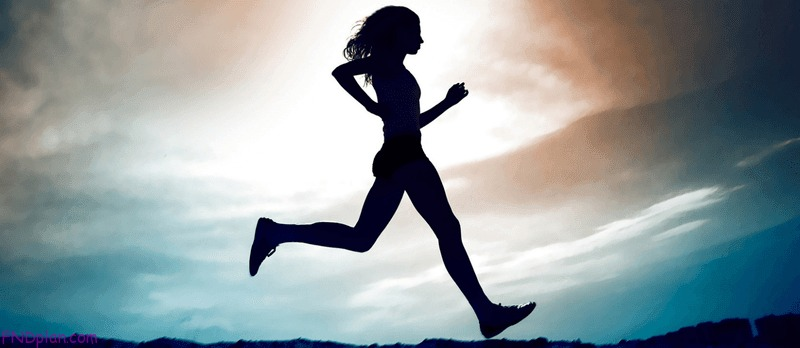 Running is a part of Medication - fndplan.com