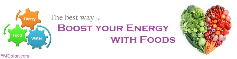 The best way to Boost your Energy with Foods - fndplan.com